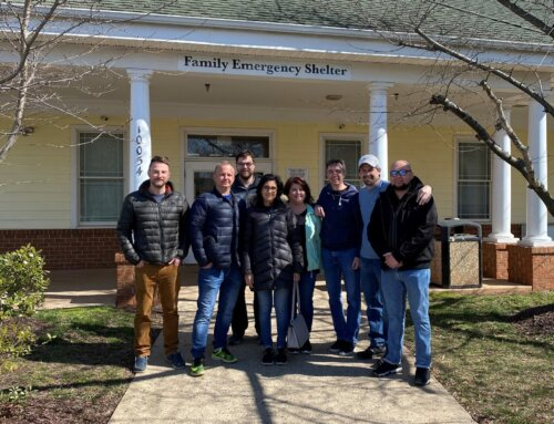 Giving Back at the Northern Virginia Family Shelter (NVFS)
