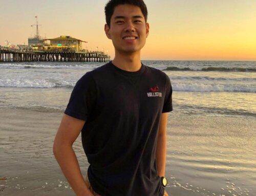 William Zheng: Chainbridge Solutions Bridge Academy's (CSBA) First Graduate