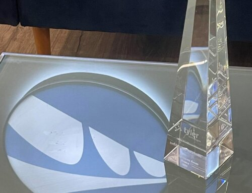 Chainbridge Solutions Named a 2021 Tyler Technologies   Public Sector Excellence Award Winner